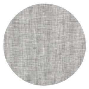Dixie Sixten Pyöreä Pöytätabletti Grey 38 Cm