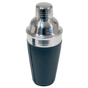 Dorre Ambro Shaker Musta / Ruostumaton Teräs