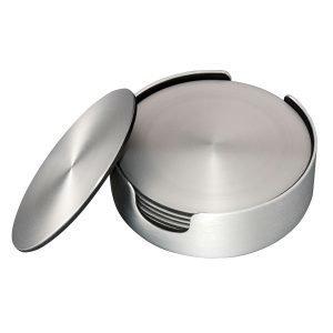 Dorre Bergdal Lasinalunen Alumiini 6-Pakkaus