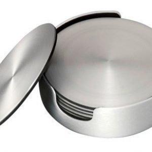 Dorre Lasinalunen 6 pack harjattua alumiinia