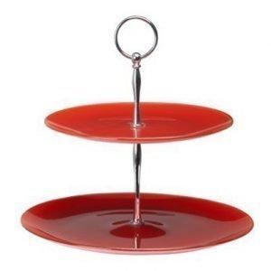 Dorre Tarjoiluvati lasia punainen