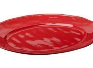 Dorre Vati soikea punainen