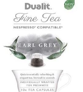 Dualit Tea n/x kapseli Earl Grey 10-p
