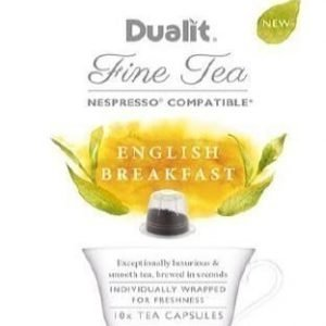 Dualit Tea n/x kapseli English Breakfast 10-p