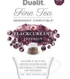 Dualit Tea n/x kapseli mustacurrant 10-p