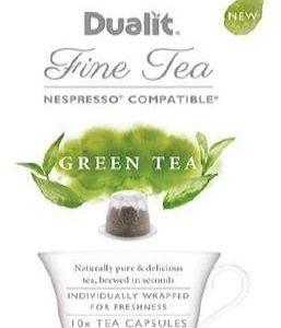 Dualit Tea n/x kapseli vihreä Tea 10-p