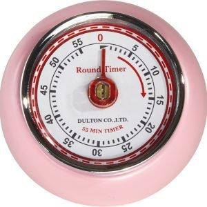 Dulton Ajastin Vaaleanpunainen 7.5 Cm