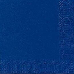 Duni Servettejä 33 cm 3-kerroksinen Tummansininen 50 kpl