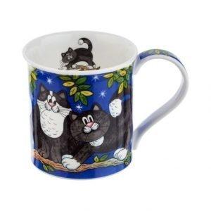 Dunoon Bute Night Cats Muki