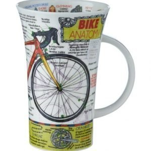 Dunoon Glencoe Bike Anatomy Muki 500 ml