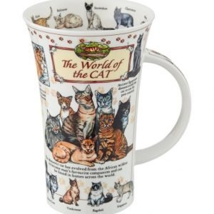 Dunoon Glencoe World Of Cat Muki 0