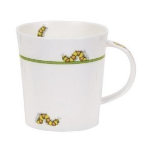 Dunoon Lomond Bug Mugs Caterpillar Muki