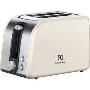 Electrolux 7000 Series Leivänpaahdin Valkoinen