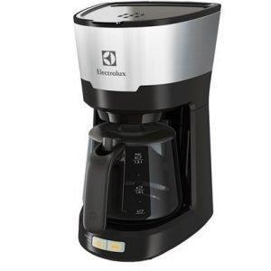 Electrolux Creative Kahvinkeitin Ruostumaton Teräs/Musta