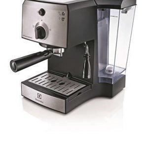 Electrolux Espressokeitin Käsikäyttöinen 15 bar Ruostumaton Teräs