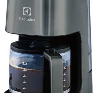 Electrolux Expressionist Ekf7810 Kahvinkeitin Ruostumaton Teräs Charcoal