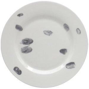 Elli Popp Fingerprint Asetti Tummanharmaa