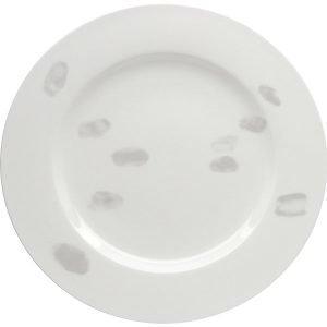 Elli Popp Fingerprint Asetti Vaaleanharmaa