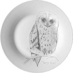 Elli Popp Tawny Owl Asetti
