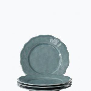 Ellos Henrietta Lautaset 4-Pakkaus Ø 23 Cm