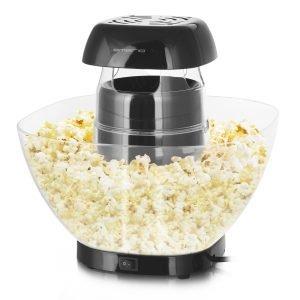 Emerio Popcorn Kone Musta