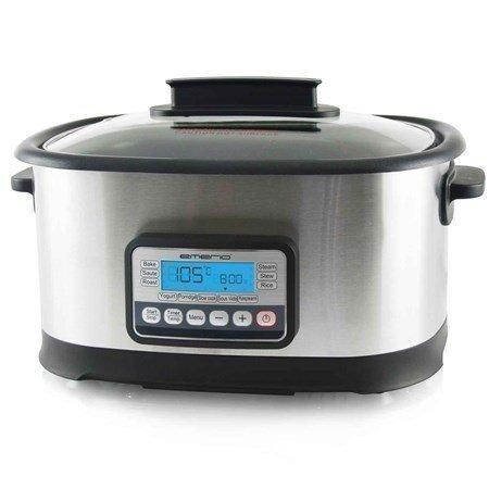 Emerio Sous vide Cooker/Slow Cooker 6 L