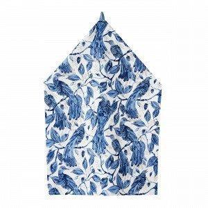 Emma Von Brömssen Paradis Keittiöpyyhe Sininen 50x70 Cm