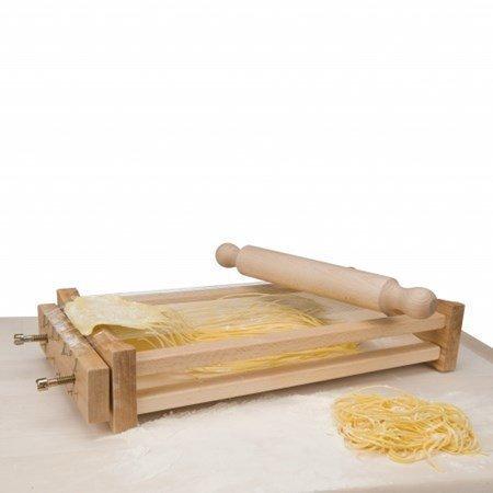 Eppicotispai Chitarra pasta cutter ja kaulin