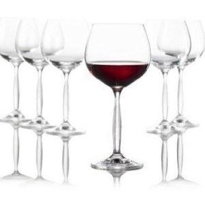 Erik Bagger Bourgogne viinilasi Opera 6-pack