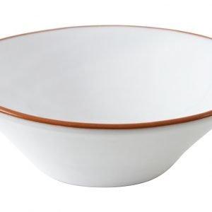 Ernst Iso Kulho Lasitettu Terrakotta 29.5 Cm