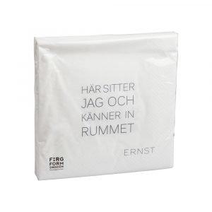 Ernst Kirchsteiger Citat Servetti Tid / Rum Valkoinen