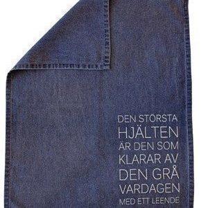 """Ernst Kirchsteiger Keittiöpyyhe """"Största hjälten"""""""