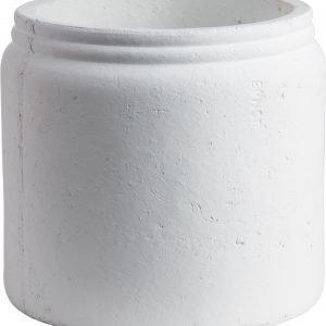 Ernst Kruka Ruukku Rustiikkinen Valkoinen 19x17 Cm