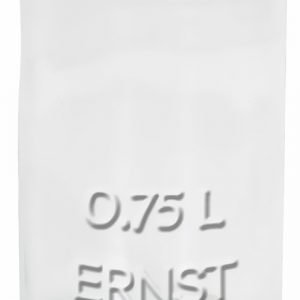 Ernst Rustika Lasipurkki Kohotekstillä 0.75 L