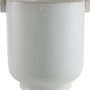 Ernst Ruukku Iso Keraaminen Valkoinen 22 Cm