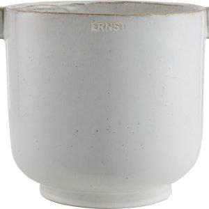 Ernst Ruukku Keraaminen Valkoinen 15 Cm