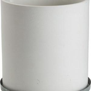 Ernst Ruukku Sinkkiastialla Valkoinen 16 Cm
