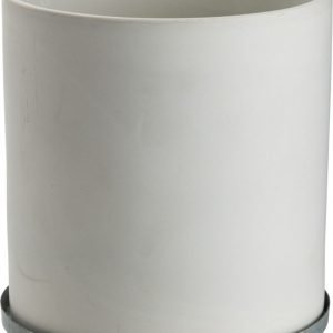 Ernst Ruukku Sinkkiastialla Valkoinen 19 Cm