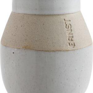 Ernst Vaasi Keraaminen Valkoinen 10 Cm