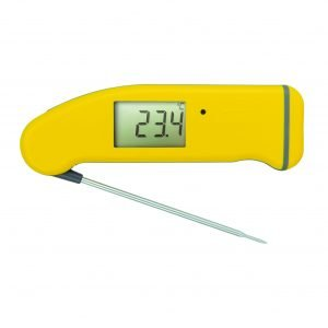 Eti Superfast Thermapen Paistomittari Keltainen