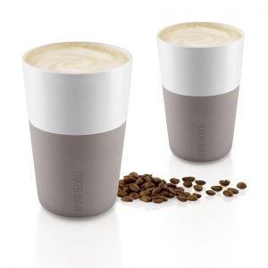 Eva Solo Cafe Lattemuki Warm Grey 2 Kpl