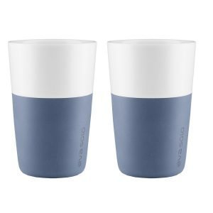 Eva Solo Caffe Latte Muki Kuutamonsininen 2 Kpl