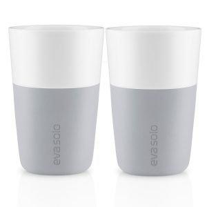 Eva Solo Caffe Latte Muki Marble Grey 2 Kpl