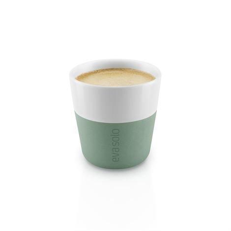 Eva Solo Espressokuppi 2 kpl Granite Green Vihreä 2 kpl