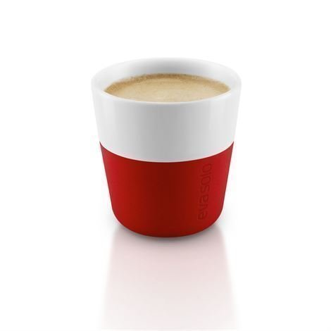 Eva Solo Espressokuppi 2 kpl Mansikanpunainen 2 kpl