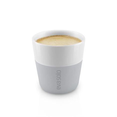 Eva Solo Espressokuppi 2 kpl Marble Grey Harmaa 2 kpl
