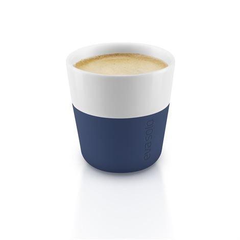 Eva Solo Espressokuppi 2 kpl Navy Blue Sininen 2 kpl