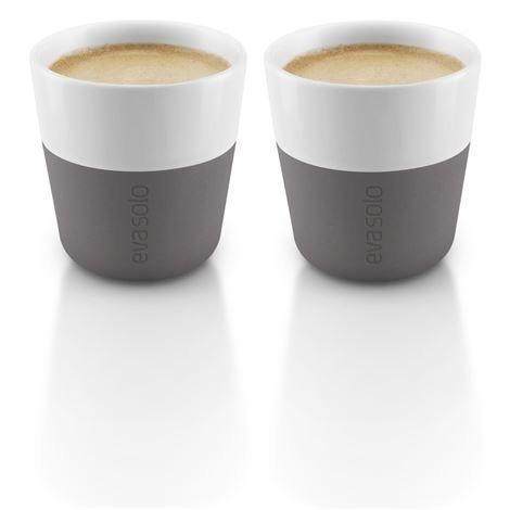 Eva Solo Espressokuppi 2 kpl Norsunharmaa 2 kpl
