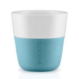 Eva Solo Espressomuki Arctic Blue 8 Cl 2-Pakkaus