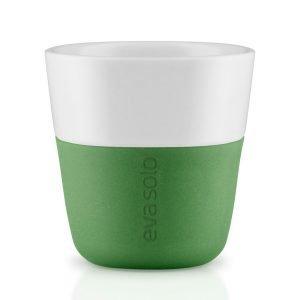 Eva Solo Espressomuki Botanic Green 8 Cl 2-Pakkaus